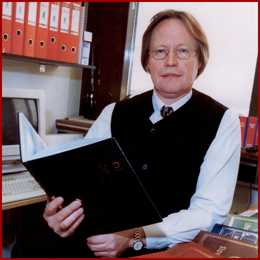 Halldór Pálsson the Publisher